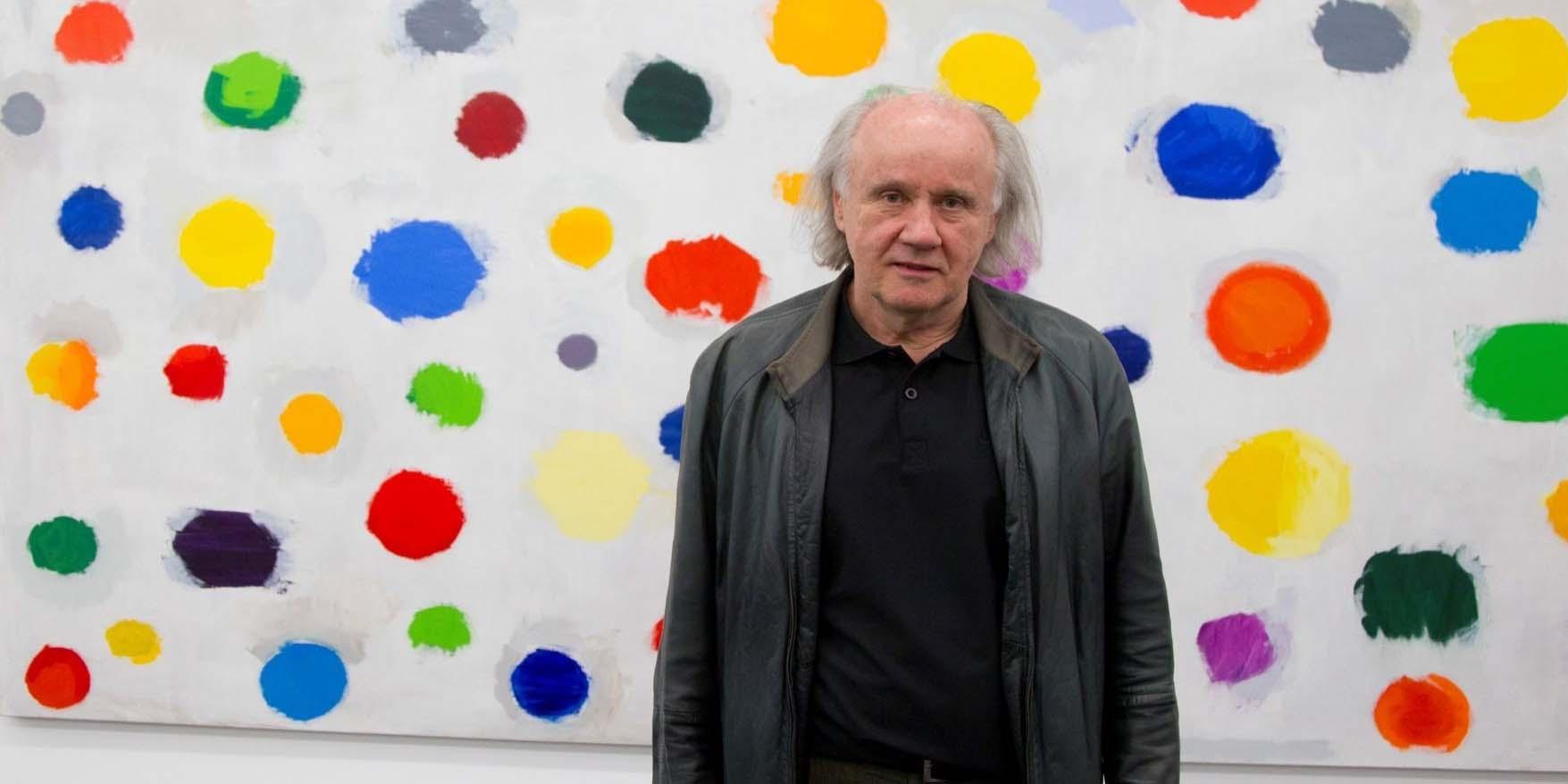 Der Kunstverein Rosenheim zeigt Malerei des Künstlers JERRY ZENIUK ...